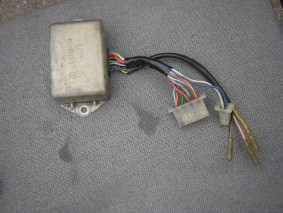 Ignition Unit For Cx500 Ignitech Přelouč